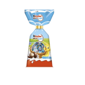 Kinder Kinder Chocolat Mini Eggs, 182g