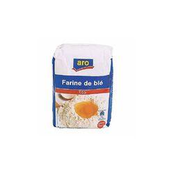 FARINE DE BLE T55 1KG