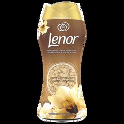 Parfum de linge en billes souffle précieux gold orchidée LENOR, x15210g