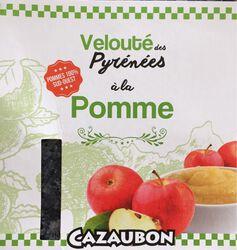 VELOUTÉ DE POMME NATURE 4X125 CAZAUBON