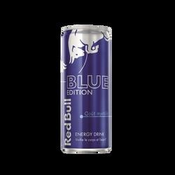 Boisson énergisante blue edition RED BULL, boîte de 25cl
