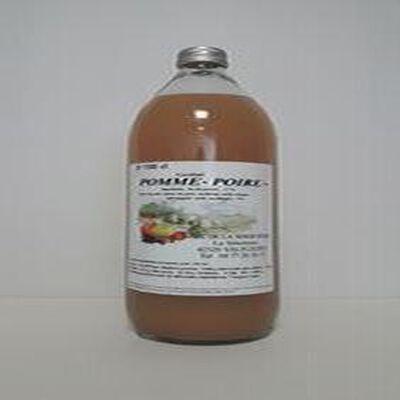 Cocktail Pomme Poire GAEC DE LA SIBERTIERE bouteille 1L