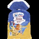 Lou Briochettes Pépites De Chocolat Lait Mat & , 12 Unités, 420g