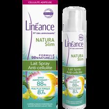Lait anti cellulite natura slim LINEANCE, flacon pompe de 150ml