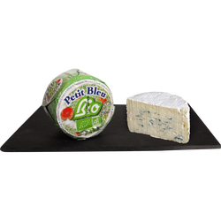 Petit bleu lait pasteurisé bio 28,5%MG 250g