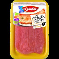 La belle escalope de dinde, LE GAULOIS, 1 pièce