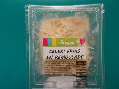 Céléri Frais en Rémoulade 230 gr SOLEANE