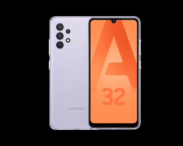 Samsung Gsm Samsung Galaxy A32 4g Lavande