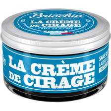 Crème de cirage incolore sans silicone, BRIOCHIN, boîte de 50ml