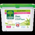 L'Arbre Vert Lessive Savon Végétal , 22 Doses
