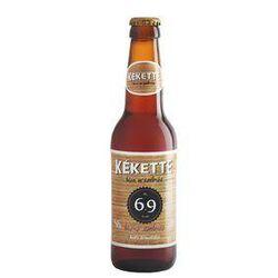 KEKETTE bien m'ambrée, bière ambrée haute fermentation 33 cl 6,9 %