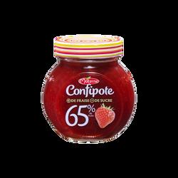 CONFIPOTE fraise MATERNE, pot de 350g