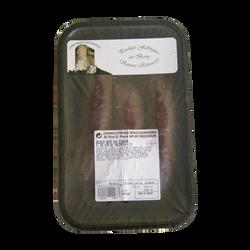 Boudin noir aux pommes CHARCUTERIES ISSOLDUNOISES, X3 soit 380g