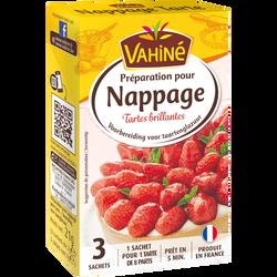Nappage tarte VAHINE, 3 sachets, 21g