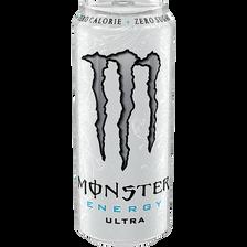 Monster Boisson Énergisante  Ultra Zéro, Boîte De 50cl