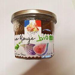 Figue rouge bio, LUCIEN GEORGELIN, 320g