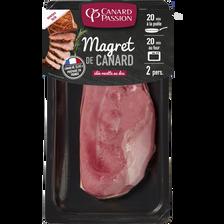 Magret de canard, CANARD PASSION, FRANCE, 1 pièce 350 g