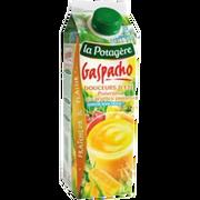 La Potagère Gaspacho Douceurs D'été Carottes Et Poivrons Jaunes La Potagere, 1l