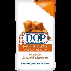 """Gel douche """"Douceurs d'Enfance"""" parfum caramel à l'ancienne DOP, flacon de 250ml"""