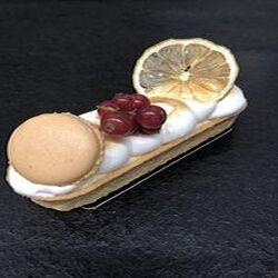 Tartelette citron meringuée