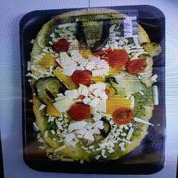 Bruschetta Végétarienne