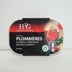 Glace plombières HDG bac 750ml