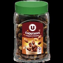 Chouchou caramélisés U, 400g