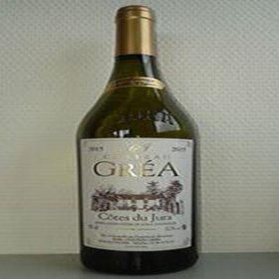 Vin blanc Côtes du Jura Chardonnay Vieilles Vignes AOC Château Gréa 75cl