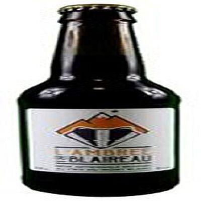 Bière L'Ambrée du BLAIREAU 5% 33cl