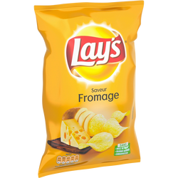 Chips saveur fromage LAY'S, 130g
