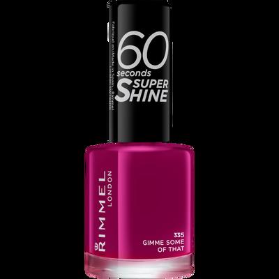 Vernis à ongle 60 seconds super shine 335 RIMMEL, 8ml