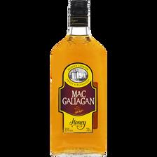 Liqueur au miel Mac Gallagan U, 35°, bouteille de 70cl