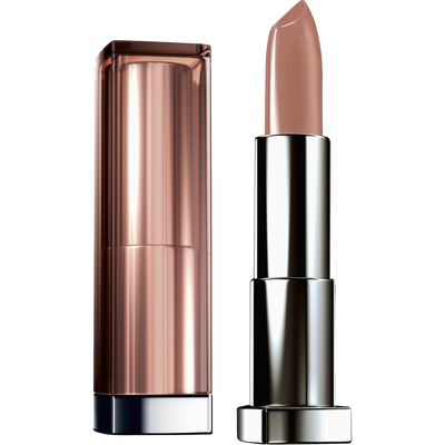 Rouge à lèvres color sensational stripped nudes 725 tantalizi GEMEY MAYBELINE, nu