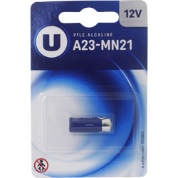 Pile U mini A23/MN21