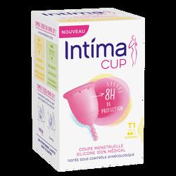Cup flux régulier taille 1 INTIMA