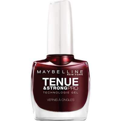 Vernis à ongles tenue & strong 287 rouge couture GEMEY MAYBELINE, nu