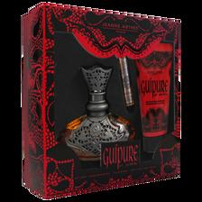 Jeanne Arthes Coffret Guipure , Eau De Parfum De 100ml + Lait Corps De100ml + Vaporisateur De 10ml