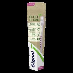 Brosse à dents SIGNAL Ecolo Clean,  Extra Souple , x1