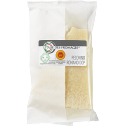 Pécorino romano DOP lait thermisé de brebis, 32% de MG, take away de 200g