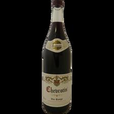 "Vin rouge de table Tradition ""Chevrotin"", 12.5°, 99cl"