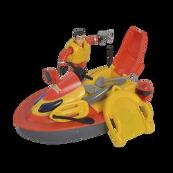 Jet ski juno flottant SAM LE POMPIER océan+accessoires
