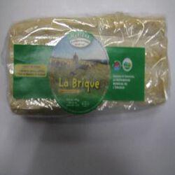 """""""La Brique"""" de brebis au LAIT cru Hyelzas, 23%MG,"""