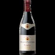 Mas Olivier Vin Rouge Aop Faugères Grande Réserve En Fût De Chêne Mas Olivier, 75cl