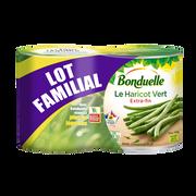 Bonduelle Haricots Verts Extra-fins Et Rangés Bonduelle 2x4/4 880g