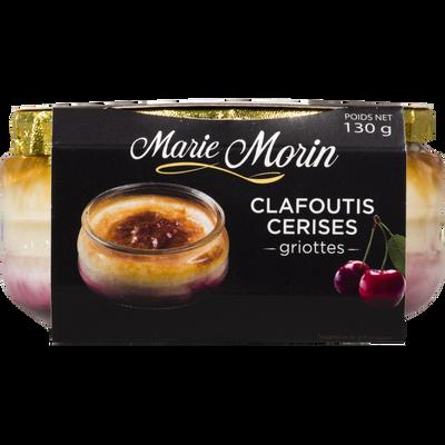 Clafoutis aux cerises griottes MARIE MORIN, 130g