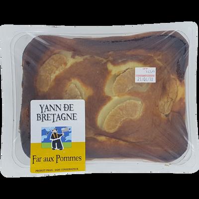 Far breton pommes, 1 pièce, 800g