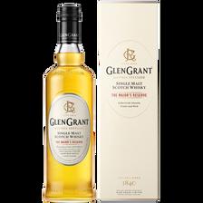 Whisky Scotch single malt Glen GRANT, 40°, bouteille de 1l