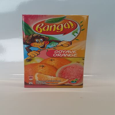 BANGA ORANGE-GOYAVE 2L
