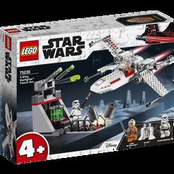LEGO® Stars Wars - Chasseur stellaire X-Wing de la tranchée - 75235 -Dès 4 ans