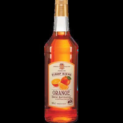 Sirop d'orange RIEME, 1l